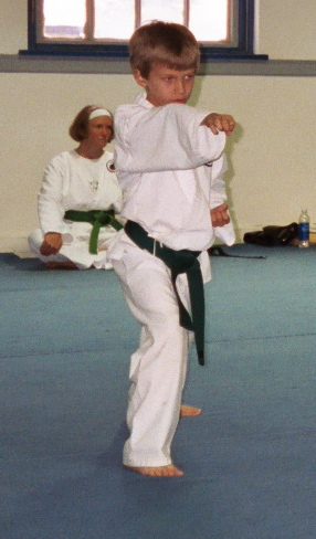 Belt Test in 2003