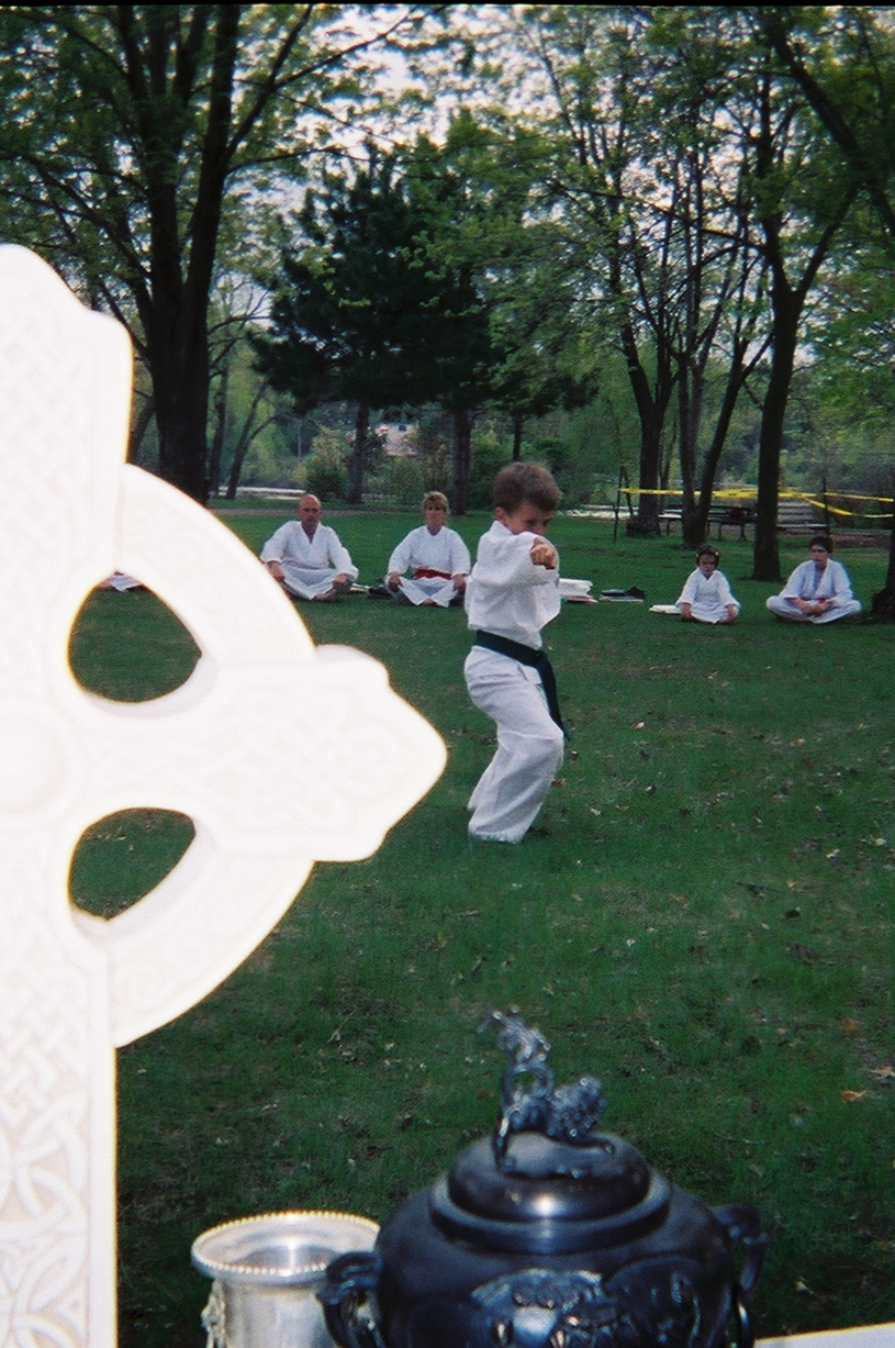 Gup Test in the Park - 2003